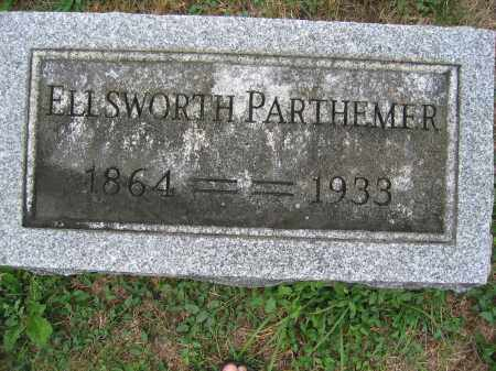 PARTHEMER, ELLSWORTH - Union County, Ohio | ELLSWORTH PARTHEMER - Ohio Gravestone Photos