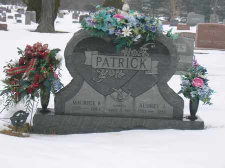 PATRICK, MAURICE B. - Union County, Ohio | MAURICE B. PATRICK - Ohio Gravestone Photos