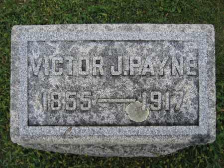 PAYNE, VICTOR J. - Union County, Ohio | VICTOR J. PAYNE - Ohio Gravestone Photos