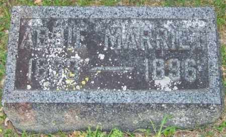PERFECT, ABBIE MARRIET - Union County, Ohio | ABBIE MARRIET PERFECT - Ohio Gravestone Photos