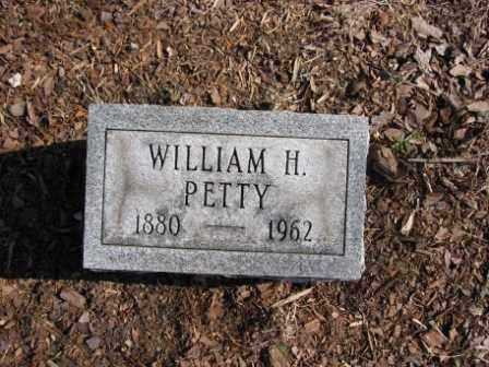 PETTY, WILLIAM H. - Union County, Ohio | WILLIAM H. PETTY - Ohio Gravestone Photos