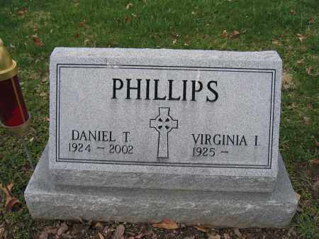 PHILLIPS, VIRGINIA I. - Union County, Ohio | VIRGINIA I. PHILLIPS - Ohio Gravestone Photos