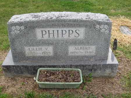 PHIPPS, ALBERT - Union County, Ohio | ALBERT PHIPPS - Ohio Gravestone Photos