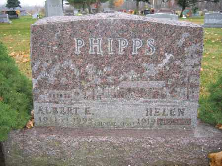 PHIPPS, HELEN - Union County, Ohio | HELEN PHIPPS - Ohio Gravestone Photos