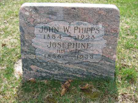 PHIPPS, JOHN W. - Union County, Ohio | JOHN W. PHIPPS - Ohio Gravestone Photos