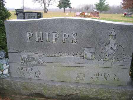 PHIPPS, HELEN E. - Union County, Ohio | HELEN E. PHIPPS - Ohio Gravestone Photos