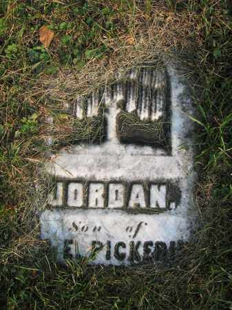 PICKERING, JORDAN - Union County, Ohio | JORDAN PICKERING - Ohio Gravestone Photos