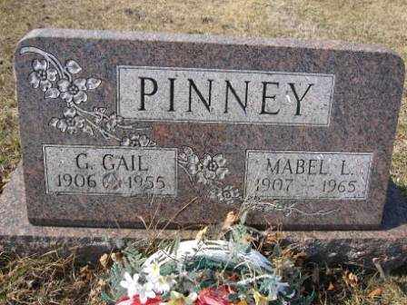 PINNEY, G. GAIL - Union County, Ohio | G. GAIL PINNEY - Ohio Gravestone Photos