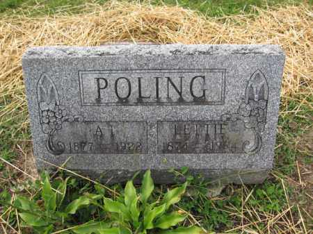 POLING, LETTIE - Union County, Ohio | LETTIE POLING - Ohio Gravestone Photos