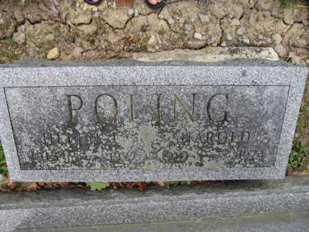 POLING, HELEN - Union County, Ohio | HELEN POLING - Ohio Gravestone Photos