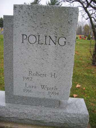 POLING, ROBERT H. - Union County, Ohio | ROBERT H. POLING - Ohio Gravestone Photos