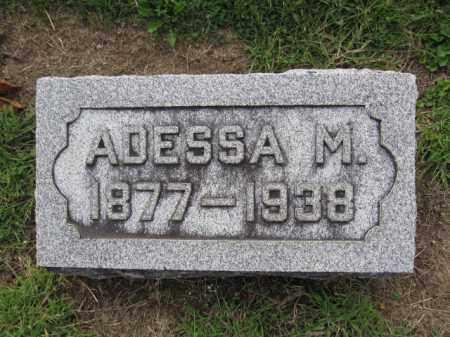 POOLER, ADESSA M. BRANNON - Union County, Ohio | ADESSA M. BRANNON POOLER - Ohio Gravestone Photos