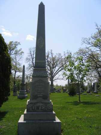 POWERS, JOSEPH - Union County, Ohio | JOSEPH POWERS - Ohio Gravestone Photos