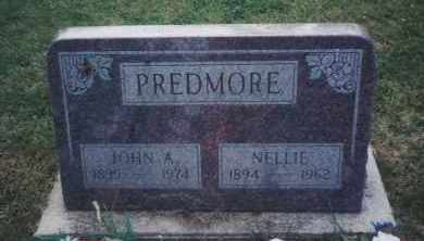 PREDMORE, JOHN ADNA - Union County, Ohio | JOHN ADNA PREDMORE - Ohio Gravestone Photos