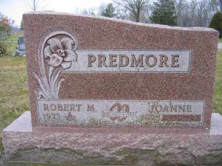 PREDMORE, ROBERT M. - Union County, Ohio | ROBERT M. PREDMORE - Ohio Gravestone Photos