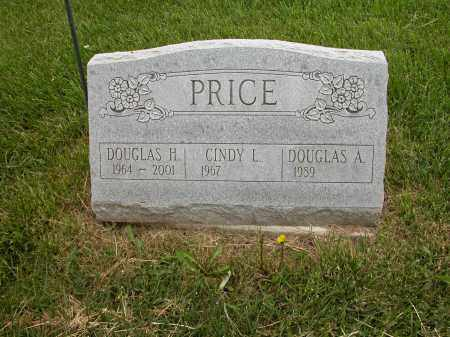 PRICE, DOUGLAS A. - Union County, Ohio | DOUGLAS A. PRICE - Ohio Gravestone Photos