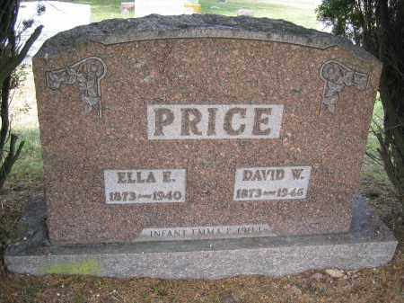PRICE, EMMA E. - Union County, Ohio | EMMA E. PRICE - Ohio Gravestone Photos
