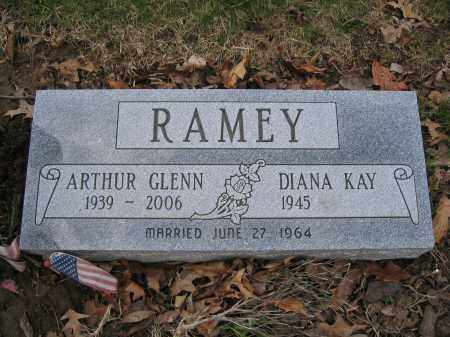 RAMEY, ARTHUR GLENN - Union County, Ohio | ARTHUR GLENN RAMEY - Ohio Gravestone Photos