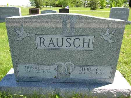 RAUSCH, SHIRLEY L. - Union County, Ohio | SHIRLEY L. RAUSCH - Ohio Gravestone Photos