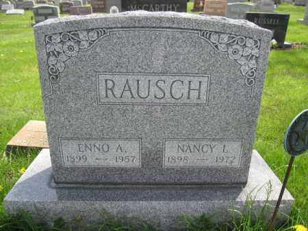 RAUSCH, ENNO A. - Union County, Ohio | ENNO A. RAUSCH - Ohio Gravestone Photos