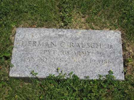 RAUSCH, HERMAN C. - Union County, Ohio   HERMAN C. RAUSCH - Ohio Gravestone Photos