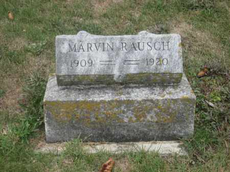 RAUSCH, MARVIN - Union County, Ohio | MARVIN RAUSCH - Ohio Gravestone Photos