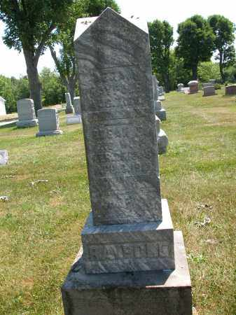 RAYPOLE, ABRAM - Union County, Ohio | ABRAM RAYPOLE - Ohio Gravestone Photos