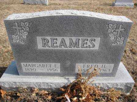 REAMES, MARGARET E. - Union County, Ohio | MARGARET E. REAMES - Ohio Gravestone Photos