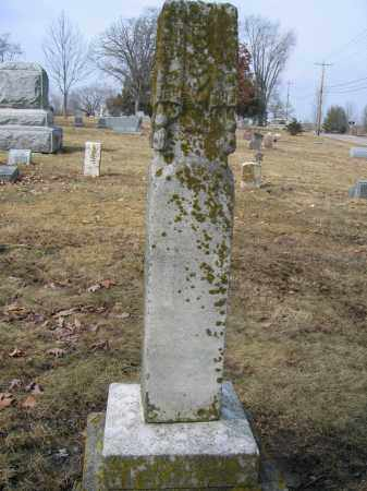 REAMS, FRANKLIN O. - Union County, Ohio | FRANKLIN O. REAMS - Ohio Gravestone Photos