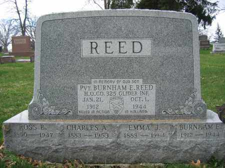 REED, EMMA J. - Union County, Ohio | EMMA J. REED - Ohio Gravestone Photos