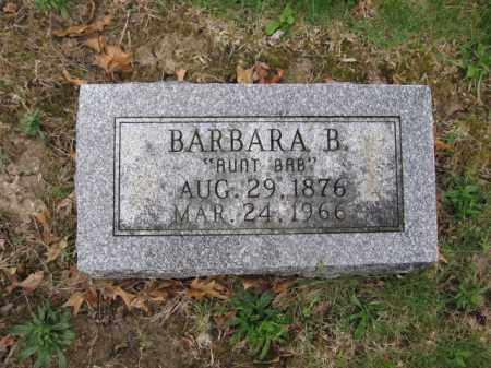 REED, BARBARA B. - Union County, Ohio | BARBARA B. REED - Ohio Gravestone Photos