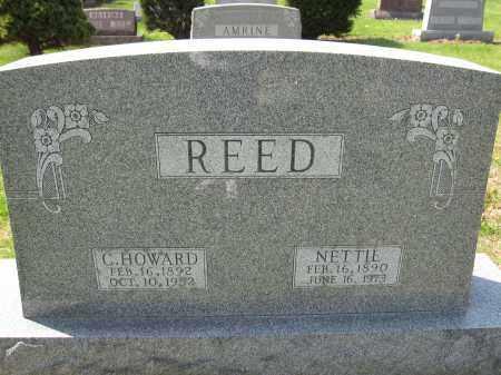 REED, C. HOWARD - Union County, Ohio | C. HOWARD REED - Ohio Gravestone Photos