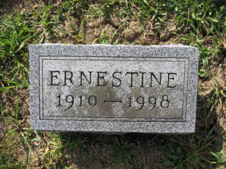 REED, ERNESTINE HUTCHISSON - Union County, Ohio | ERNESTINE HUTCHISSON REED - Ohio Gravestone Photos