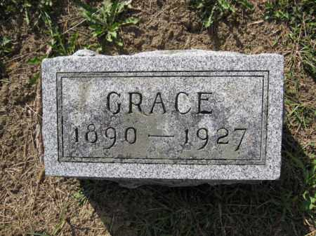 REED, GRACE ROBERTS - Union County, Ohio | GRACE ROBERTS REED - Ohio Gravestone Photos