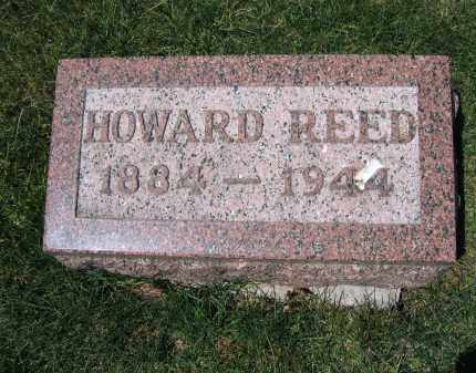 REED, HOWARD - Union County, Ohio | HOWARD REED - Ohio Gravestone Photos