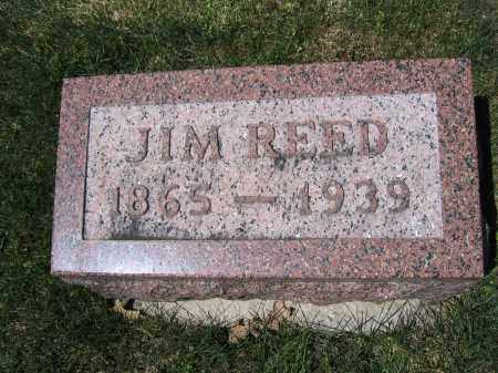 REED, JIM - Union County, Ohio   JIM REED - Ohio Gravestone Photos
