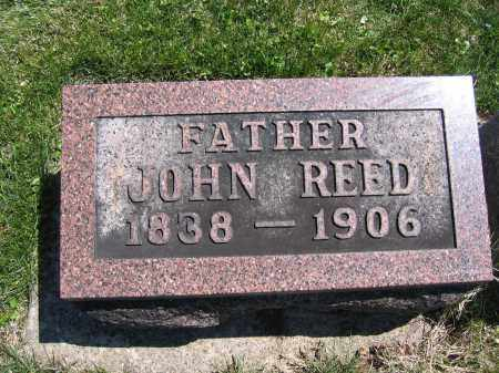 REED, JOHN - Union County, Ohio | JOHN REED - Ohio Gravestone Photos