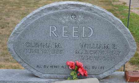 REED, GLENNA M. - Union County, Ohio | GLENNA M. REED - Ohio Gravestone Photos