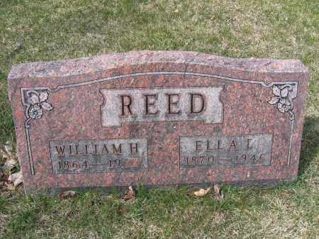 REED, WILLIAM H. - Union County, Ohio | WILLIAM H. REED - Ohio Gravestone Photos