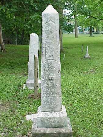 REED, ZEPHANIAH - Union County, Ohio | ZEPHANIAH REED - Ohio Gravestone Photos
