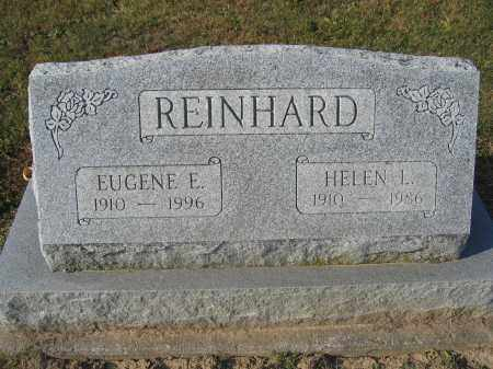 REINHARD, EUGENE E. - Union County, Ohio | EUGENE E. REINHARD - Ohio Gravestone Photos