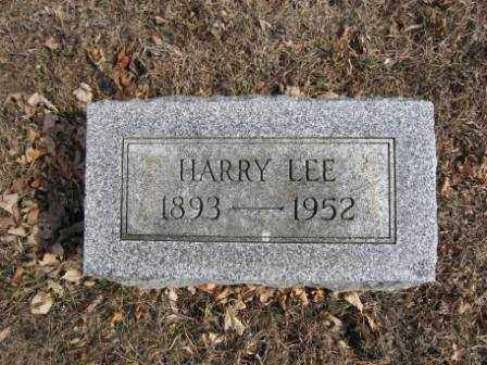 REITER, HARRY LEE - Union County, Ohio | HARRY LEE REITER - Ohio Gravestone Photos