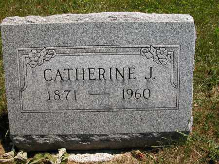 RHODES, CATHERINE J. - Union County, Ohio | CATHERINE J. RHODES - Ohio Gravestone Photos