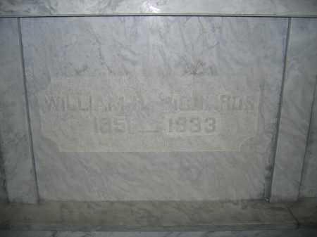 RICHARDS, WILLIAM H. - Union County, Ohio | WILLIAM H. RICHARDS - Ohio Gravestone Photos