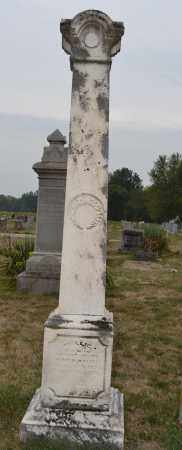 RICKARD, MOLLIE - Union County, Ohio | MOLLIE RICKARD - Ohio Gravestone Photos