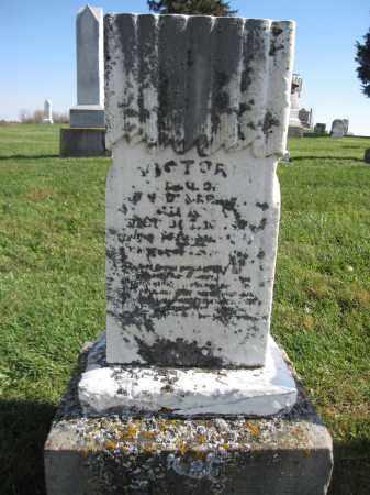 RICKMAN, VICTORIA - Union County, Ohio | VICTORIA RICKMAN - Ohio Gravestone Photos