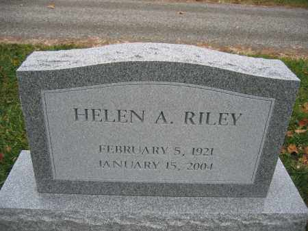 RILEY, HELEN A. - Union County, Ohio | HELEN A. RILEY - Ohio Gravestone Photos