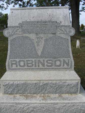 ROBINSON, CHARLES - Union County, Ohio | CHARLES ROBINSON - Ohio Gravestone Photos