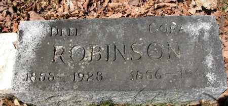 ROBINSON, CORA - Union County, Ohio | CORA ROBINSON - Ohio Gravestone Photos