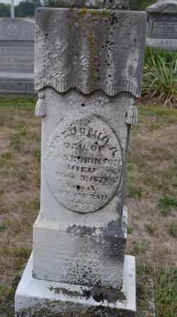 ROBINSON, FREDONIA A. - Union County, Ohio | FREDONIA A. ROBINSON - Ohio Gravestone Photos